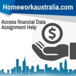 Access financial Data