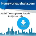 Applied Thermodynamics Australia