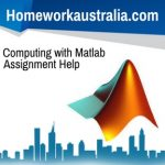 Computing with Matlab
