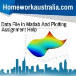 Data File In Matlab And Plotting