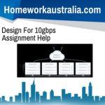 Design For 10gbps
