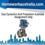 Gas Dynamics And Propulsion Australia