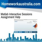 Matlab Interactive Sessions