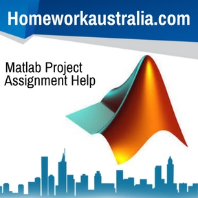 Matlab Project Assignment Help