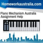Piano Mechanism Australia