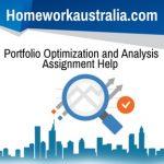 Portfolio Optimization and Analysis