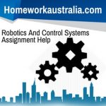 Robotics And Control Systems