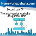 Second Law Of Thermodynamics Australia