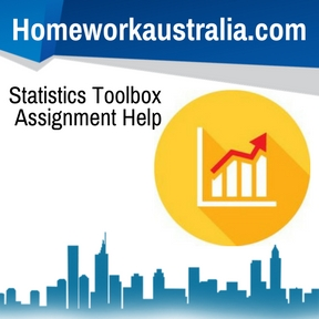 Statistics Toolbox Assignment Help