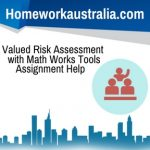 Valued Risk Assessment with Math Works Tools
