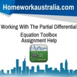 Working With The Partial Differential Equation Toolbox